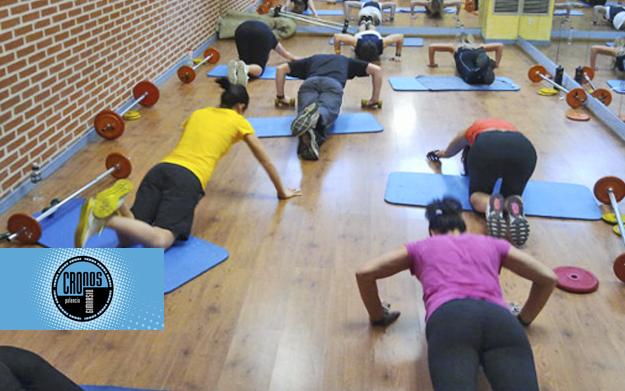 1 mes de gimnasio y actividades for Gimnasio 19