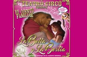 Entrada para el musical La Bella y la Bestia