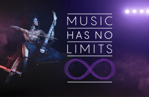 Music has No limits: 2ª fecha en Anfiteatro