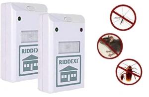 Pack de 2 Repelentes Riddex Plus