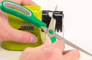 Afilador cuchillos y herramientas Swifty