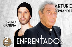 Enfrentados con Arturo Fernández