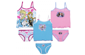 Disney Frozen, Pack Camiseta + braguita