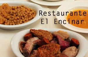 Gran cocido castellano para 2