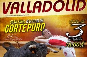 Gran final de corte puro en Valladolid