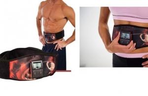 Electroestimulador AB Slimming Belt