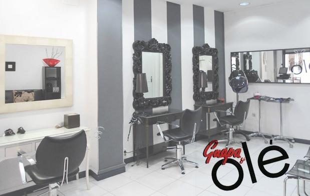 4 sesiones peluquer a en guapa y ol por 19 oferta con - Peluqueria plaza norte 2 ...