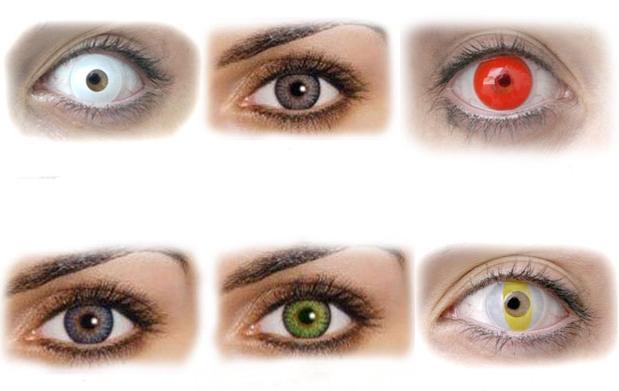 lentillas de colores para halloween 19 descuento 51 19 oferplan el norte de castilla - Lentilles Colores