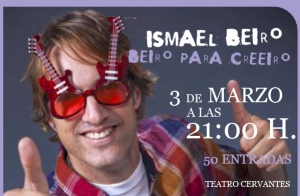 Ciclo All Star Comedy con Ismael Beiro