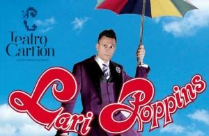 Lari Poppins en el Teatro Carrión