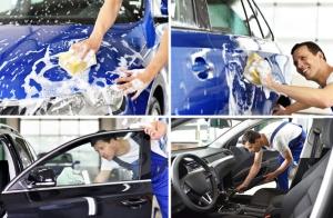Lavado interior y exterior coche a mano