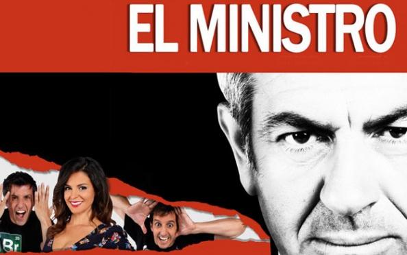 'El Ministro' con Carlos Sobera