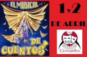 De Cuentos, el musical en el Teatro Cervantes