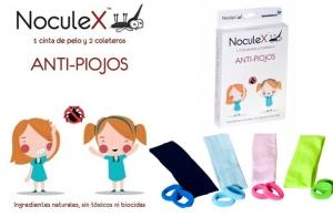 Anti-piojos Noculex: cinta pelo+2 coleteros