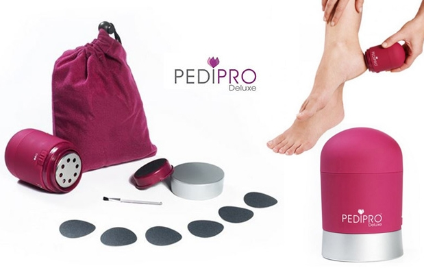 how to use pedi pro deluxe
