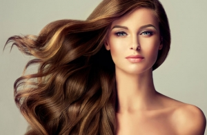 Tinte o mechas 2 tonos y peinado