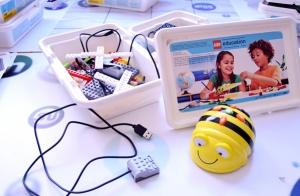 Taller de iniciación a la robótica para niños
