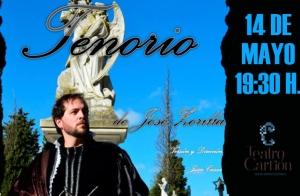 Tenorio de José Zorrilla en el Teatro Carrión