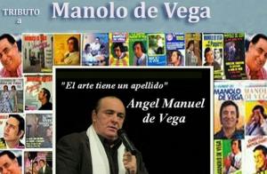 Tributo a Manolo de Vega en el T. Cervantes