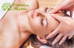 Triple belleza: facial, envoltura y masaje