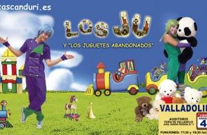 Musical infantil Los JU y los juguetes abandonados