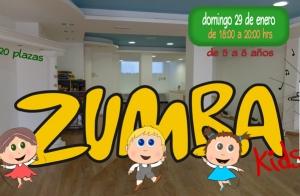 Taller zumba para niños ¡20 plazas!
